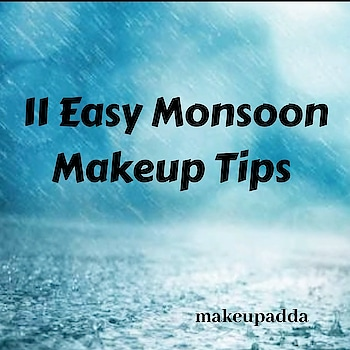 Monsoon calls for fragrant breeze, dampened meadows, and much more. And, all this makes way for a great time to break the monotony and infuse splendour in your makeup too! . .  But, the rainy season also brings patchy foundation, dripping mascara, smudging lip colour, and unmanageable hair. . . . . . . 🌸BLOGGED🌸  11 Easy Monsoon Makeup Tips . . . . Click the link below 👇 https://goo.gl/qsn1xH . . . .  . . . . . #indianbeautyblog #indianbeautyblogger #beautyinfluencer #Bangalorebeautyblog #bangalorebeautyblogger #beautyblog #beautyblogger #bangalorebeautyinfluencer  #contentwriter #rainyseason  #contentcreator #makeupadda #blogged #newblogpost #newblog #blogoftheday #monsoontips #monsoonmakeup #makeuptips #monsooncarnival #bloggerscarnival #monsoonmakeuptips