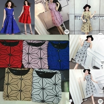 🎀 Geometric Plaid 🎀      *Dresses Women*   😁 Sleeveless    *Slim High Waist*   *Sashes Summer Tank Dress For Ladies*  *Size = Free upto 36*  *Length =38.5*  *Price =850+$*  *Additional Discount For Bulk Order*  Gud quality 👌  *READY TO DISPATCH* U Can Book Your order
