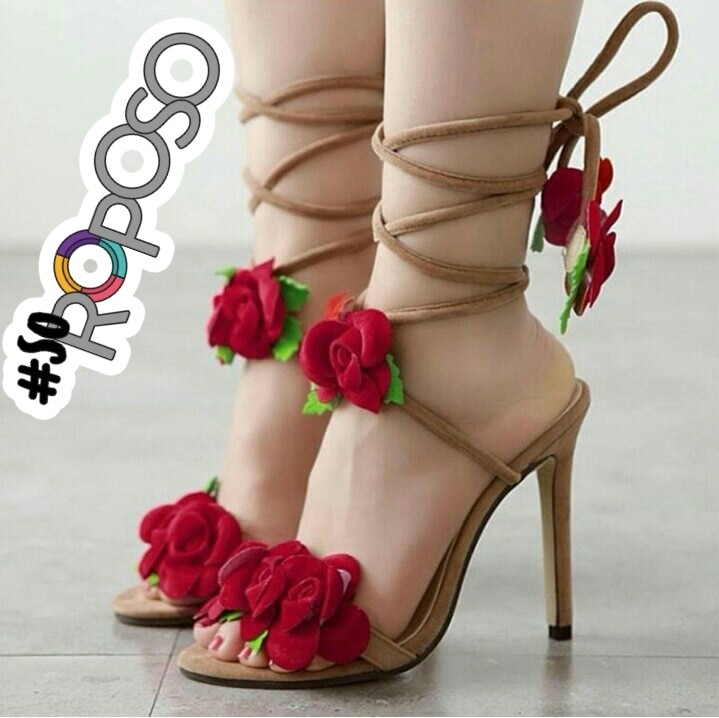 Cross Lacing Rose High Heel Sandals.  Size - 5-6-7-8-9 Price - Rs. 2500/- + shipping  Available with us  Watsapp - +91 9930777376 Email -  fashioncloset06@gmail.com Or DM for enquiries #shopping #blogger #likeforliketagsforlike #stripes #onlineshopping #shoe #instadaily #fashion #stfy #instagram #shoefie #loveforshoes #followforfollow #shoethatfitsyou #blog #loveforheel #fashionblogger #stripeshoes #hairstyle #motd #stilettos  #streetfashion #aboutalook #lgbt #fabulous #ootd #unicorn #girlswithstylw #makeupartist #soroposo