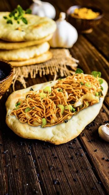#foody #yummy #foodlover #tasty #full-of-taste #roposo-food #foodphotography #noodles #noodlebhel