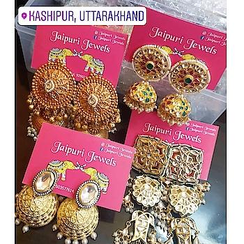 Love This Earrings Paradise 😍 Which One Is Your Favourite 💓  Dm or whatsapp 7503577614 to order.  #luxurypret #indiandesigner #manishmalhotra #ritukumar #fusionwear #indowestern #abujani #sandeepkhosla #anitadongre #lakmefashionweek #bridalwear #indianjewellery #shymalbhumika #amrapalijewels #manisharora #anamikakhanna #taruntahiliani #london #londonfashionweek #makeup #luxury #fashionjewels #hudabeauty #makeupblogger #bloggers #canada #toronto #downtown #beaches #weddings