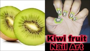 #nail-designs #nails #nailart #nail-addict #nailswithrhinestones #nailpolish #nailedit #nailarttutorial #nailsofinstagram #nailsoftheday #bollywood #nailtutorial #nailswag #nailartfeature ##fashion #style #stylist #fashionista #beautiful #nails #nailoholic #nailpolish #nailpaint  #kiwifruit  #kiwi #newzealand subscribe my youtube channel to learn nail art designs.link is in my bio #roposotalenthunt