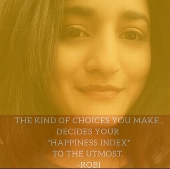 Life is generous enough to give us choices in every situation if observed carefully, but making a right choice is always in our hands..make sure Ur choices  take ua towards liberation, freedom & happiness for fulfilling life.....so b careful & smart enough while making a choice.. #dailyquotes#loveforlove#staypositive#insightful #enlightened#positivevibes#positivequotes#lawofattraction#thinkgrowprosper#happylifeahead #likeforlike #likeforlove #likeforfollow #likeme