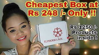 Check out my new video on this unboxing : Link : https://youtu.be/O6f_0Atp7zw . . . . . . . . #affordablefashion #affordable #subscriptionbox #affordablesubscriptionbox #indiasmostaffordablesubscriptionbox #indiansubscriptionbox #ropo-beauty #ropo-cosmetics #roposounboxing #unboxing #howto #unboxingaffordablebox #subscriptionboxunboxing #unboxingandreview #euphorbiaboxunboxing #euphorbiabox #euphorbiasubscriptionbox #februaryunboxing #februarysubscriptionbox #affordablebeautybox #india #beautyblogger #youtuber #indianblogger #indianyoutuber #indianbeautychannel #kolkatablogger #kolkatayoutuber