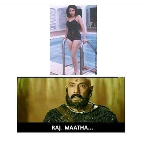 😂🤣 #bahubali #bahubali2 #kattapa
