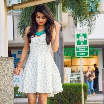 Can't go wrong with my Jessica Simpson collection skater dress #fashion  #fashionblogger  #blogging  #trendingnow   #summer  #styling  #lookbook  #jessicasimpson #love #pretty