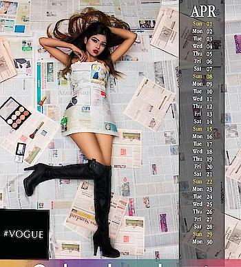 #calendershoot #2018 #2018fashion  #calendergirl #bold-is-beautiful #boldmakeup #darklips  #darkeye #goldeyes  #redlips #contour #newspaperfeature #newspaperdress #newspapercoverage #fashion model  #vogue
