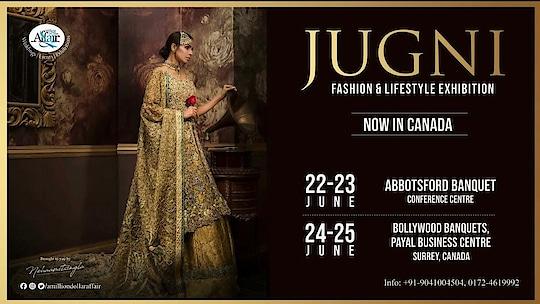 #jugni #fashion #lifestyleblogger #exhibitions #india  #canada #vancouver #surreybc #abbotsford #shoppingtips #lifestyle #amilliondollaraffair #apparelsale #clothes #jewlleryfashion #footwearlove