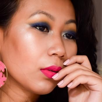 @trysugar lips & @trysugar nails.  Lipper 💄 - #smudgemenot #liquidlipstick #rethinkpink  Nails 💅- #tiptactoelaquer #matte in the shade 023 Blush-A-Bye Baby . . . . . .. #youtuber #youtubeindia #indianyoutuber #indianbeautyblogger #ta_ma #mua #asianeyes  #monolidmakeup #makeup  #makeuplover #powerofmakeup #bblogger #ytcreatorsindia #bbloggerindia #motd #makeuplover #fullfacemakeup #sugarcosmetics #lotd #tiptactoe #naillacquer #notd