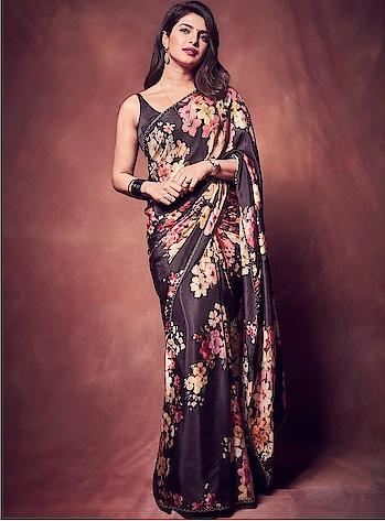 #priyankachopra #miss world #saree #fashionicon #nickjonas #bollywood #hollywood #actressfashion #roposo #telugu-roposo #hindiroposo #filmistaanchannel #best-song #beatschannel #love