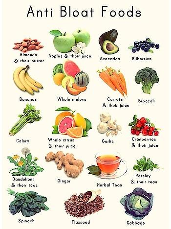 antibacterial foods...