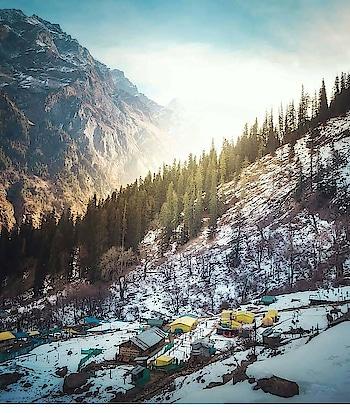 Kheerganga, Parvati Valley, H.P. #kheerganga #parvativalley #kullu #himachalpradesh
