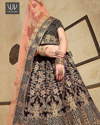 Buy Now @ http://bit.ly/VJV-DIWA1203  Amazing Navy Blue Color Velvet Designer Lehenga Choli  Fabric- Velvet  Product No 👉 VJV-DIWA1203  @ www.vjvfashions.com  #salwarsuit #salwarkameez #punjabisuit #indianwedding #model #bridal #bridalsuit #weddingstyle #occasionwear #sabyasachi #weddingwear #bridesmaids #salwarsuits #anarkalisuit #plazzo #plazzosuit #punjabi #kurat #ethnic #traditional  #designer #desifashion #online #shopping #designer #punjabisuit #vjvfashion #kurti