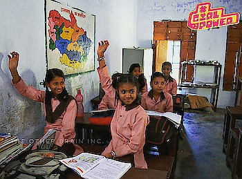 """STOP using 'US' for personal motives like making a Padman movie and then do an advertisement of a silly deodrant with caption """"kaategi kya..?"""" We just need our Right to Education 'coz we are the family makers! ------------------------------------ At Kendriya Vidhyalay Senior Girls School, Ramnagar where @aahanaresort is supporting there bit for better education of these girls. ------------------------------------ #stayataahana #aahanaresort #nomadsdiary  #theotherbraininc #girlchild  #girlpower  #internationalwomensday  #womensday  #womenofinstagram  #like4like  #travelling  #travelphotography  #women rights  #padman  #kaategikya #akshaykumar #padmanchallenge #womenonroposo #ropo-girl #empowerment #empoweringwomen #girlpower"""