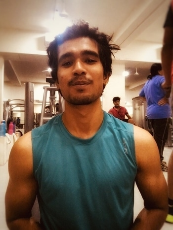 #gymoholic #new #so-ro-po-so #roposocontest #royalblue #beard #bodymods #gymwear #gymfreak #gymlife  #fitness