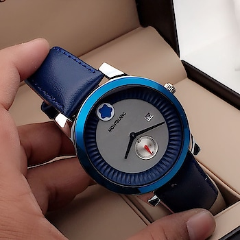 💥💥 *MONT BLANC.. HIGH QUALITY LEATHER.. BACK IN STOCK* 💥💥 # Mont Blanc # For Him # 7A # Feature - Working Chronograph with Heavy Quality Quartz Machinery, Solid Stainless Steel Back and Original Quality Leather Strap 🌟 *NEW PRICE* 🌟 ✅   *Only 1200 including Shipping * ✅  #gucci #armani #watches #watercolor #fashionblogger #police #fossil #luxury #luxurylifestyle #sell #india #indian #womensfashion #men #mensfashion #fashionweek #car #cars #bike #fitness #fit #sneakers #sneakerheads #jeans #nike #adidas #hublot