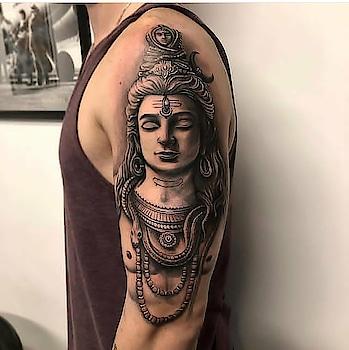 om namah shivaay🙏🙏🙏🙏 #tattoolove #shiva #lordshiva