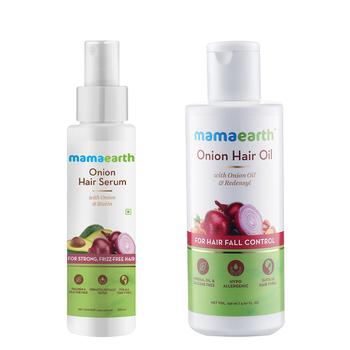 mamaearth onionhair oil,hairserum