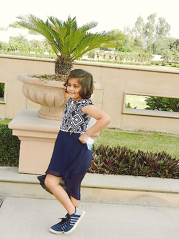 """My style is what """"I like"""" not what """"others like"""" . . . .#lucknowbloggersofficial  #fashionblogger  #lucknowfashionbloggers  #indianblogger #minidiva  #instakids  #kidsfashion  #like  #lovelykids  #little_supermodel  #littlefashionista  #bloggerswanted  #follow  #lucknowdiaries  #model  #cuteblogger  #asianblogger  #momandbabygirl  #blochmodelsearch2016  #lucknowfashion  #childblogger  #childmodel  #ootd #lucknowbloggersofficial"""