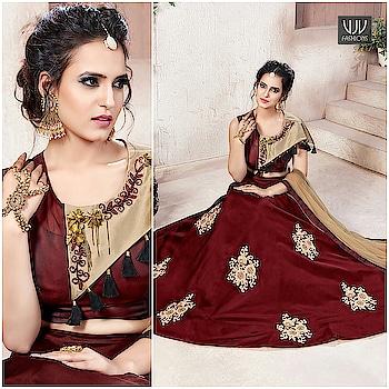 Buy Now @ https://goo.gl/1zEt66  New Maroon Stone Work Tafeta silk Lehenga Choli  Fabric- Fancy Fabric  Product No 👉 VJV-WEDD281  @ www.vjvfashions.com  #chaniyacholi #ghagracholi #indianwear #indianwedding #fashion #fashions #trends #cultures #india #womenwear #weddingwear #ethnics #clothes #clothing #indian #beautiful #lehengasaree #lehenga #indiansaree #vjvfashions #bridalwear #bridal #indiandesigner #style #stylish #bollywood #kollywood #celebrity #outfits #vjvfashions