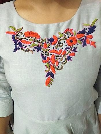 #embroiderylove #fashion_bug