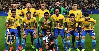 ফিফা বিশ্বকাপের......  ইতিহাসে সবচেয়ে সফলতম দলটি হচ্ছে ব্রাজিল। এ পর্যন্ত দলটি পাঁচবার (১৯৫৮,১৯৬২,১৯৭০,১৯৯৪ও২০০২)বিশ্বকাপজয় করেছে যা একটিরেকর্ড।ফুটবলেরব্যাপারে একটি সাধারণ উক্তি হচ্ছে: 'The English invented it, the Brazilians perfected it.ব্রাজিল বিশ্বের অন্যতম শক্তিধর ফুটবল জাতি। এখন পর্যন্ত ব্রাজিল-ই একমাত্র দল যারা বিশ্বকাপের সবগুলো আসরেই অংশগ্রহণ করেছে।এই খেলায় ব্রাজিল ২-০ গোলে জয়ী হয়। নেইমার দা সিল্ভা স্যান্তোস জুনিয়র.......  সাধারণত নেইমার নামে পরিচিত, একজন ব্রাজিলীয় পেশাদার ফুটবলার,  একজন ব্রাজিলীয় পেশাদার ফুটবলার, যিনি ফরাসি ক্লাব প্যারিস সেইন্ট জার্মেইন এবং ব্রাজিল জাতীয় দলের হয়ে একজন ফরোয়ার্ড বা উইঙ্গার হিসেবে খেলেন। কোটি কোটি ব্রাজিল ও নেইমার-ভক্তকে সুখবর দিলেন  ::-- বিশ্বকাপ ফাইনাল (৬ বারের বিশ্বচ্যাম্পিয়ন) দিকে .....
