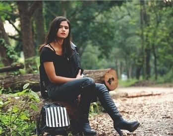 missing summer already.  #blogpost #bloggerfashion #fashionstatement #fashion #winterfashion #boots #jacket #intothewoods #indianblogger #kolkatafashionblogger #indianfashionblogger