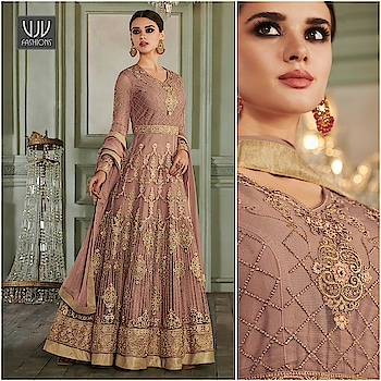 Buy Now @ https://goo.gl/aRjJ1S  Wonderful Brown Color Net Designer Anarkali Suit  Fabric- Net  Product No 👉 VJV-ARIH27011  @ www.vjvfashions.com  #dress #dresses #bollywoodfashion #celebrity #fashions #fashion #indianwedding #wedding #salwarsuit #salwarkameez #indian #ethnics #clothes #clothing #india #bride #beautiful #shopping #onlineshop #trends #cultures #bollywood #anarkali #anarkalisuit #beauty #shopaholic #instagood #pretty #vjvfashions