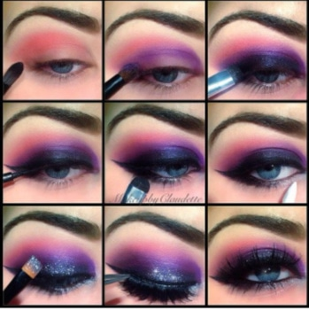For more such beautiful eyemakeup tips follow me..#smokyeyeshadows #beautifuleyes #eyemakeuptips#loveforeyeshadows #eyeshadowpalette #eye-makeup #eyewear#eyemakeuplook #eyemakeuptips #eyelinerstyles #eyefashion