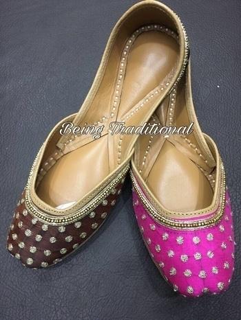 buy punjabi jutti @+918053462088 #carnival#happyshoes#brightshoes#prettyinpink#wedmegood#instashoes#instalike#instashop#instagood#summershoes#summerhues#indianbride#indianshoes#handcrafted#handmadeshoes#jutti#khussa#mojri#mohali#Chandigarh#delhi#canadapunjabi#usa#jutties#punjab#goa#boutique#butterfly #punjabijuttis  #punjabijuttis  #punjabijutti #punjabijuttiforladies #fulkarijutti