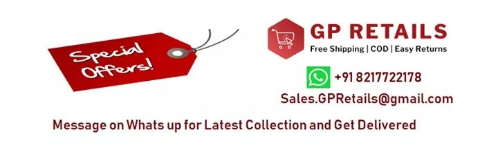 Like the Page to get more deals less than everywhere  https://www.facebook.com/gpretailsbangalore/
