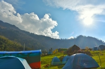 #kheerganga #trecking #musafirchannel #himachalpradesh #camping  #roposotalenthunt