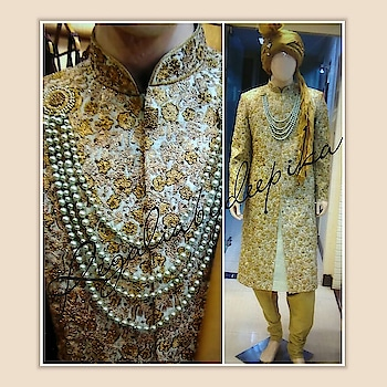 #letsshare #newest #groomsmen #groomsuit #weddingchics #menssuits #menswear #menstyle #mensclothing #sherwani #mensstyleguide #embroidered #sequins #dori #pistagreen #greenandgold #pakhris #pearlnecklace #royallook #vansauthentic #authenticclothing #exclusive #fullyclothed #handmadejewelry #handmadecrafts #kurtapajama #kurtas #pjs #perfectmen #realshoes #realfashion #styleonabudget #menfashion #menfashionstyle #fashionrevolution #mensootd #mendesigner #maketimefordesign #qualitycontrol #regaliabydeepika #brandstrategy #brandswelove #udaypark #hauzkhas #noregrets #shoplocal #shopmen xx