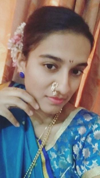 Full on Marathi look  #blogging #traditionallook #tranding #hair #fashionblogger #maybellinelipstick  #makeupaddict #trand #traditional #marathimulgi #marathi #marathigirl #roposo #roposoclick #ropososelfie #roposostyleblog #roposotalenthunt #facebook #face #faceoftheday