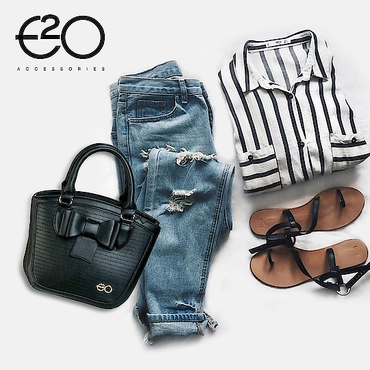 Make this week a fashionably awesome affair at work in #E2oFashion