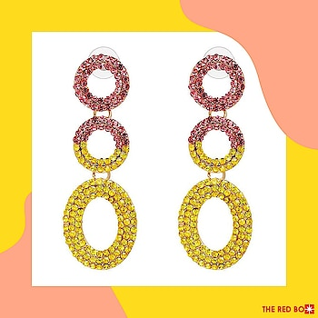 Bling on your Style file! ✨  https://www.theredbox.co.in/en/product/dusk-dawn-earrings/?v=c86ee0d9d7ed . . . . . #theredbox #crazysexycool #spiceitup #freshstock #stylefile #fashionaddict #naturalista #instafollow #photooftheday #currentlywearing #mylook #adulting #jewellerylover #pauseshots #urbanlook #thecollective #instalike #followback #styleinfluencer #influencers #makeupartistsworldwide #hairfashion #fashionearrings #chic #blingon #bling #likesforlike #spring #blogpromotion #instafashion