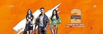 trailer out now on YouTube dharma production #karanjohar #tigershroff #tarasutaria #ananyapanday #punitmalhotra