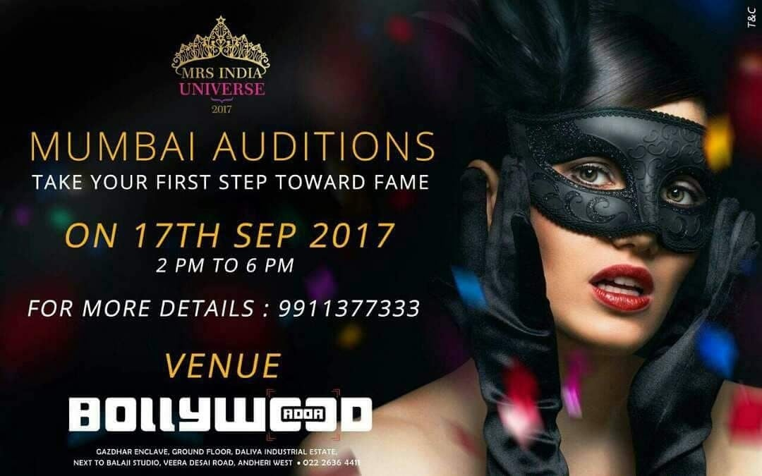 Successful Audition in Hyderabad  Now All Set to Hit Mumbai   Mrs India Universe 2017 Get Set Ladies... Register Your Self at :- www.mrsindiauniverse.com For More Details Call:- 9911377333  #mrsindiauniverse2017 #mrsindiauniverse #mrs #india #universe #national #international #beauty #pageant #archanatomer #mrsuniversenorthcentralasia #fashiondesigner #archerz #archanatomercreation #visceraeventsandmodelsmanagement #tusshardhaliwal #thefounder #thenationalshowdirector #fashionstylist #beingtusshardhaliwal #therunwayfashiondirector #jd #fashionblogger #fashionchoreographer
