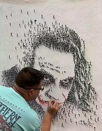 #art #artisticdreamerss #drawing #sketch #creatvity #genius #human #love #skill #talenthunt #talent