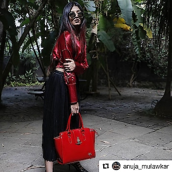 #Repost @anuja_mulawkar (@get_repost) ・・・ Stars on top,me higher than that! . AnujaXE2O : 2/3 Fav Picture from this series!@e2ofashion♥ . . Outfit Courtesy : @cupidstores Picture Courtesy :@v_visionphotography . . #e2o #e2ofashion #AnujaXE2O #bloggerlife #blogger #indianblogger #baglove #redlove #fashioninspo #fashionblogger #lifestyleblogger #luxuryblogger #puneblogger #punefashionblogger #mumbaiblogger #ootdwithnkhl #ootd #outfitoftheday #styleoftheday