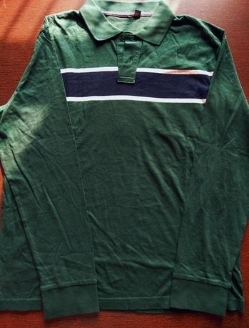 ₹ 595/- Only 100% Original Product  BRAND : Wrangler Full Sleeve Polo Neck  Watsapp 7004256920