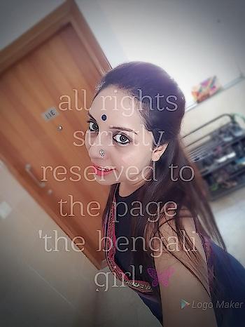 my saree loook🙂 sub me on youtube ..for more fashion related video.. #beautifuldress #bengali #bengaliyoutuber #bengalurublogger #kolkatafashionblogger #kolkatablogger #kolkatadiaries #kolkata #ethnicdresses #ethnic-wear #fashionableaccessories #fashioforever #be-fashionable #saraswatipuja2018 #designer-saree #sareelook #youtubevlogger #rops-style #roposogal