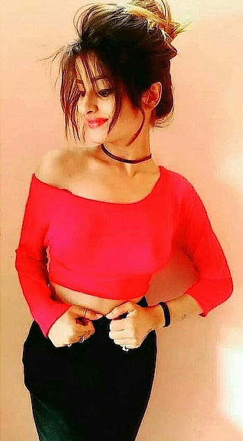 💋💋❤❤❤red colour is my fav #cuteness-overloaded #igers