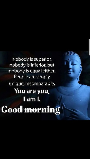 🙏🏻🙏🏻 #dailywisheschannel #goodmorning-roposo #thoughtfortheday #goodone #buddhateachings #dailywishes