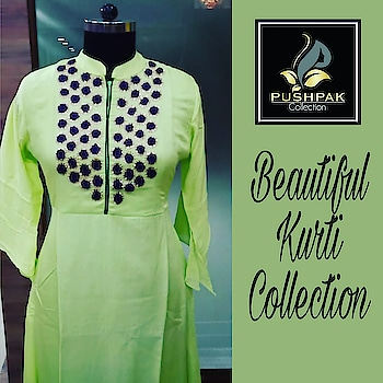Give them a reason to stare😎 . New Designer Cotton Straight Kurti Collection.... Beautiful Look  www.pushpakcollection.com . . Any Inquiries Please DM Or Whatsapp Me By This Link 👇👇 https://goo.gl/vF9xF5 . . Shop Our New Arrivals.  50, Janki Nagar Main,  Near Jain Sthanak, Navlakha,  Indore (452001) +919425052565 . . #ChoiceOfTheDay #LookOfTheDay #OfferOfTheDay #EthnicLove #Fashion #ElegantKurtis #EthnicWear #NewCollection #Attire #TraditionalWear #CasualWear #NewArrival #LatestCollection #CottonKurti #StraightKurti #WomensClothingStore #ladiesKurti #Kurti #Kurta #DesignerKurti #Style #Indore #UniqueStyle #Kurtis #DesignerKurti #Bold #PushpakCollection #Quality #SimpleKurti