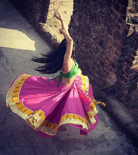 Mohe sudh budh na rahi tan man ki..... #terideewani #lostandfound #lost #poser #dancer #devdasi