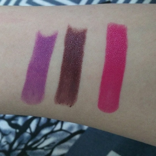 #Nykaa #Paintstix shades swatches