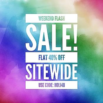 Holi Special- Weekend Flash Sale! Use Code : HOLI40 www.theredbox.co.in  . . . . #theredbox #crazysexycool #theredboxlove #instafashion #earringlove #choker #sale #holisale #flat40off #holi #shoppingislove #happyshopping #wednesdayspecial #wednesday #january #salecalling #goodvibes #shopping #jewelrygram #earrings #bracelet #chandigarh #india #shopaholic #Bengaluru #mumbai #delhi #onlineshopping #sale‼️