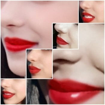 #redlipsticklover ...#Red_hot  %Red_forever