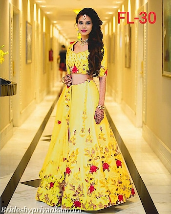 # FABRIC DETAILS  # LEHENGA : BAGALORIY  # CHOLI         : BAGALORY  # DUPATTA   :  NET  # WORK         : EMBROIDERY   # FREE SIZE SEMISTITCHED LAHENGA WITH 0.80 METER BLOUSE CUT PIECE; LAHENGA LENGTH IS 44 INCHES  PRICE:- 1230 FIX RET BOOK FAST  Whatsapp me at +91 7830378415  #lehenga#lehengacholi#indianfashion#indianweddings#sagan#mehndi#designerdress#delhi#mumbai#fashion#dallas#dallasindia#wedding#indianwedding#london#londonfashionweek#canada#australia#dubaifashion#dubaiethnic#womenfashion#trendy#latest#sareehyderabad#delhi#delhistreet#pune#bangalore#delhiwedding#floral